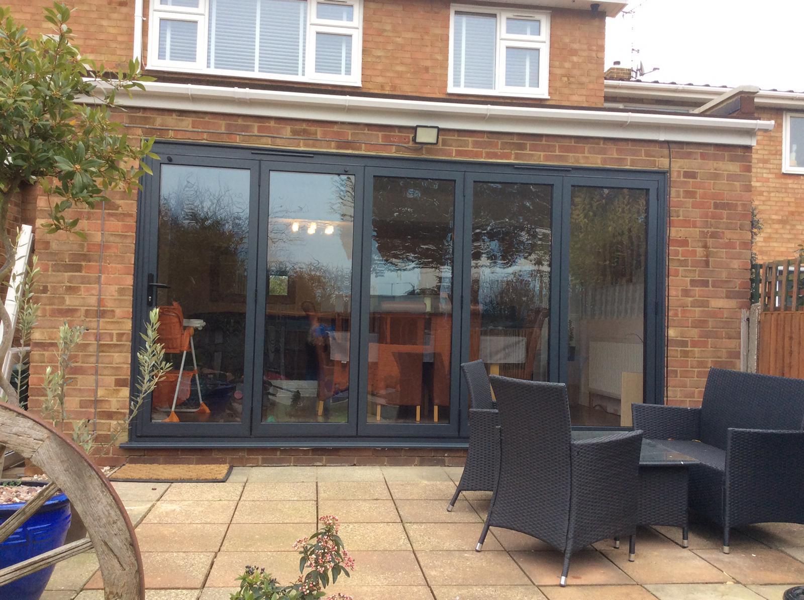 Bifold Doors Essex
